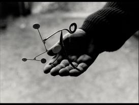 Ugo Mulas - Alexander Calder, Saché 1963. Ugo Mulas©Eredi Ugo Mulas