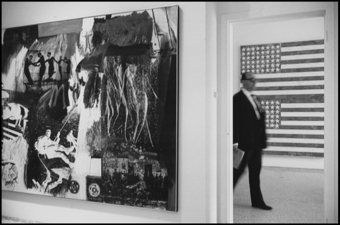 Ugo Mulas, Biennale di Venezia 1964