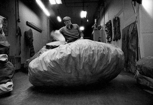 Ugo Mulas - Claes Oldenburg, New York 1964