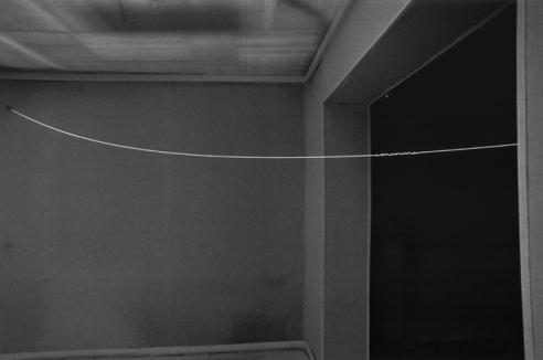 Ugo Mulas - Gilberto Zorio, Vitalità del negativo, Roma, 1970