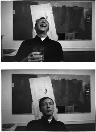 Ugo Mulas - Jasper Johns, New York 1964