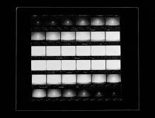 Ugo Mulas, Le Verifiche - Il sole, il diaframma, il tempo di posa