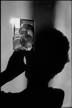 Ugo Mulas, Le Verifiche - L'operazione fotografica, Autoritratto per Lee Friedlander