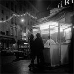 Una creperia sulla Rive Gauche (Parigi, 1960)