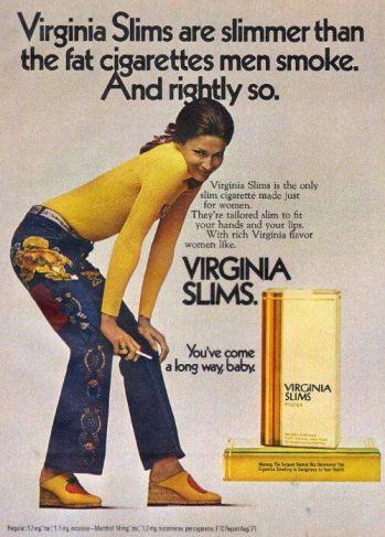 Virginia Slims, 1971