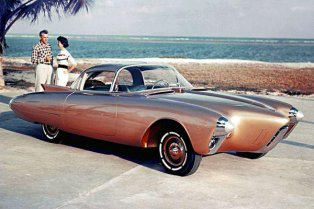 1956, Oldsmobile Golden Rocket