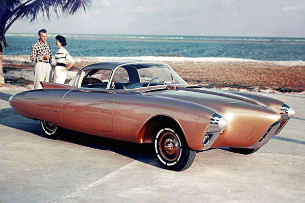 1956, Oldsmobile Golden Rocket