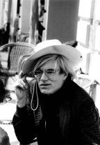 Andy Warhol nel 1972