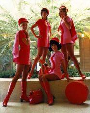 Assistenti di volo della Pacific Southwest Airlines, 1960