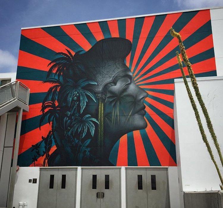 Beau Stanton @Los Angeles, USA