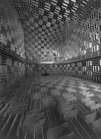Bell Telephone Acoustics Lab, 1947