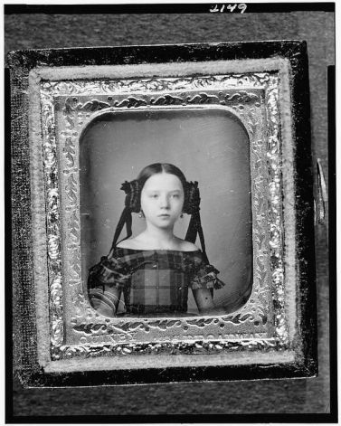 "Capelli stile ""Principessa Leia"", 1854"