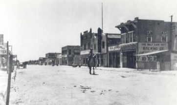 Centro di Las Vegas, 1912