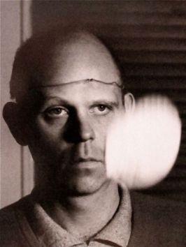 Claes Oldenburg by Ugo Mulas