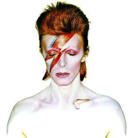 David Bowie fotografato da Brian Duffy, 1973