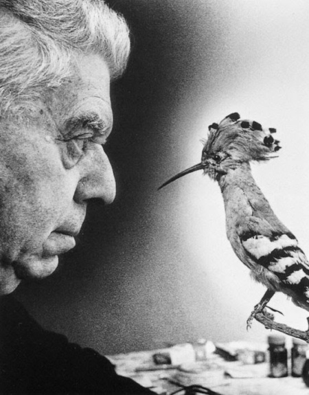 Eugenio Montale, 1970. Fotografia di Ugo Mulas