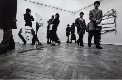 Fabro, 1970. Fotografia di Ugo Mulas