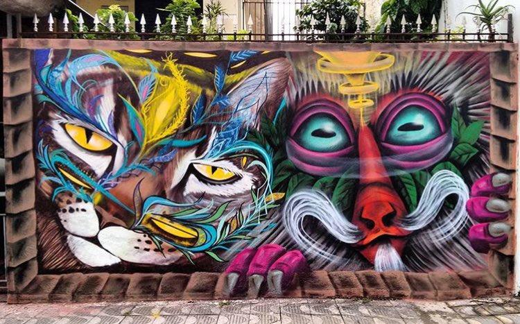 Fernando Berg & Celso Campos @São Paulo, Brazil