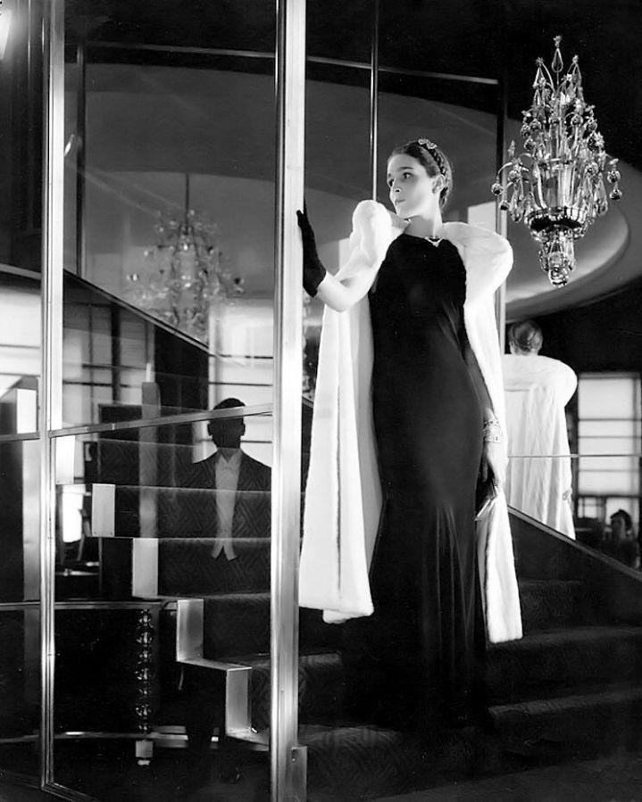 Foto di moda by Edward Steichen per Vogue 1934