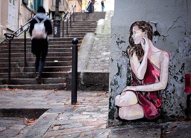 Jana und JS @Paris, France