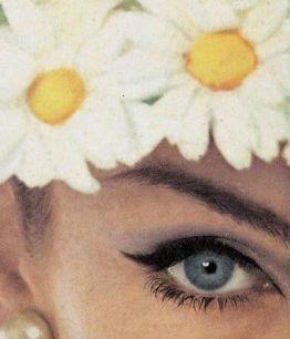 Jean Shrimpton by David Bailey for Vogue, 1962
