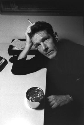 John Cage, New York, 1964