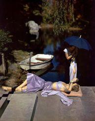John Rawlings per Vogue, 1948