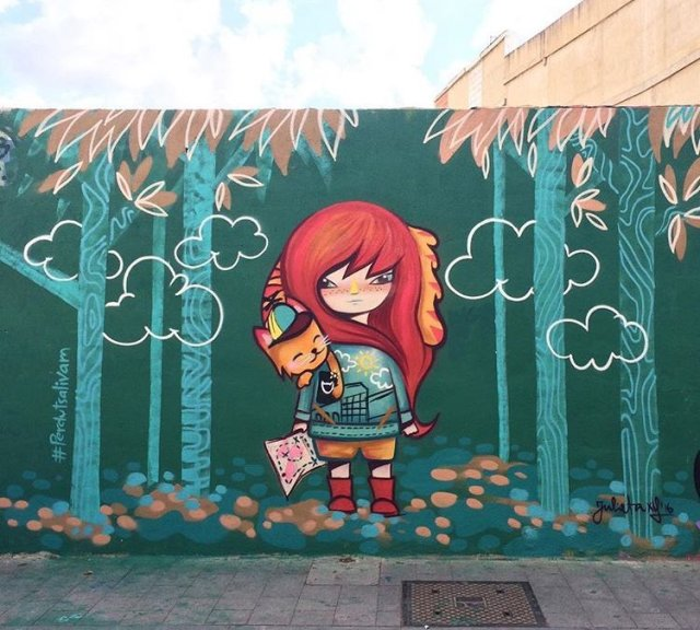 Julieta XLF @Valencia, Spain