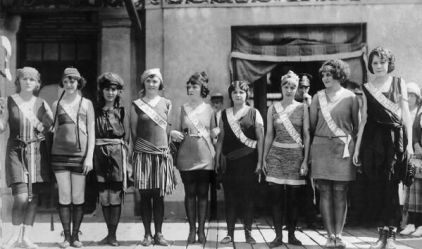 La prima Miss America 1921