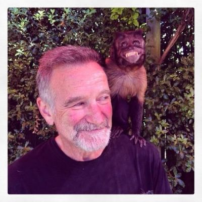 L'ultima foto di Robin Williams