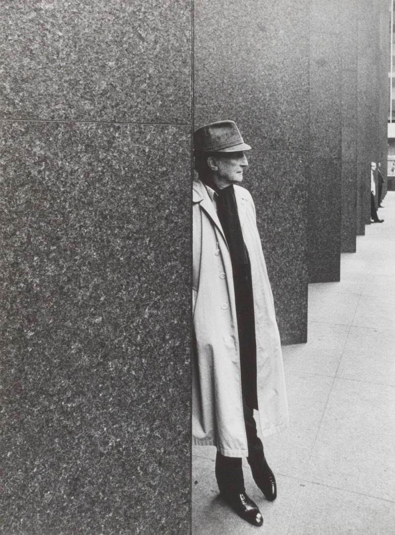 Marcel Duchamp, New York 1964 1965 by Ugo Mulas
