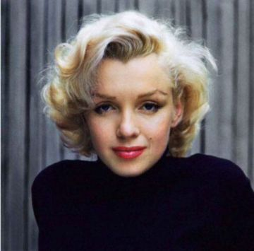 Marilyn Monroe, Hollywood, California, 1953, by Alfred Eisenstaedt
