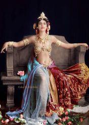Mata Hari, 1910