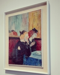 "Museo Novecento Firenze ""Donne al caffè"" (1942) di Aligi Sassu"
