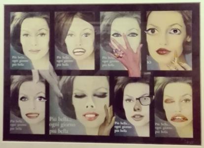 """Museo Novecento Firenze - """"Il filo della bellezza"""" (1963) di Luciano Ori"""
