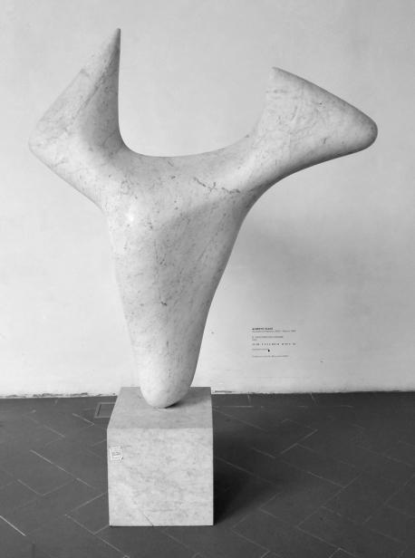 """Museo Novecento Firenze - """"Il Pastore dell'essere"""" (1963) di Alberto Viani"""
