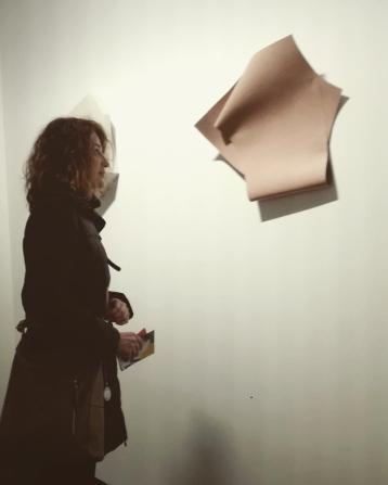"""Museo Novecento Firenze - """"Modello"""" (1988) di Antonio Catelani"""