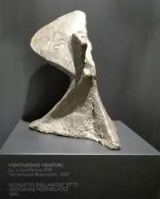 """Museo Novecento Firenze - """"Ritratto dell'architetto Giovanni Michelucci"""" (1952) di Venturino Venturi"""