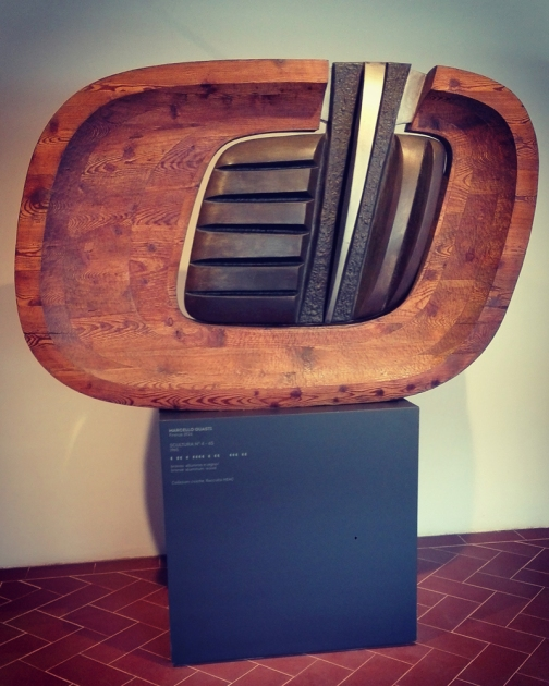 """Museo Novecento Firenze - """"Scultura n° 4"""" – 65 (1965) di Marcello Guasti"""