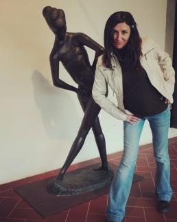 Museo Novecento Firenze - Grande bagnante n. 3 (1957) di Emilio Greco