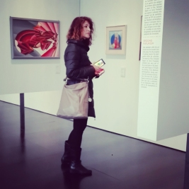 Museo Novecento Firenze - Nitrito in velocità (1932) di Fortunato Depero