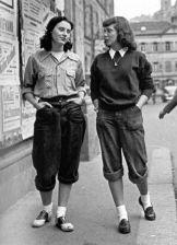 Pantaloni anni 50
