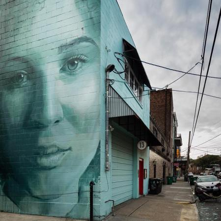 Rone @New Orleans, USA
