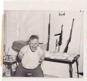 Rovina da eroina, New York 1962