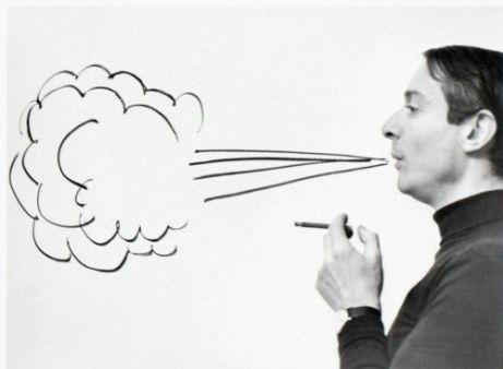 Roy Lichtenstein, New York, 1964 by Ugo Mulas Photography