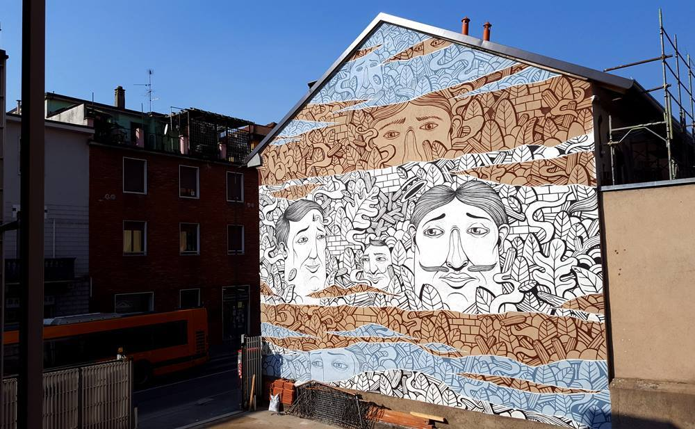 Seacreative @Milan, Italy