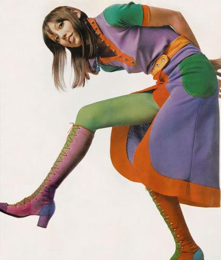Shelley Duvall, Vogue, 1971