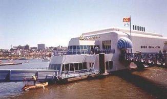 Un McDonald galleggiante per la Vancouver Expo del 1986