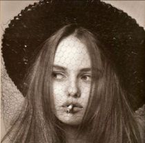 Vanessa Paradis fotografata da Bruce Weber. Anni 90