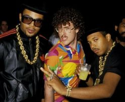 """Weird Al"" Yankovic e Run DMC"